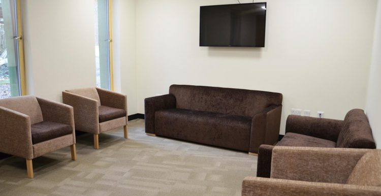 SPEC residential complex small group room