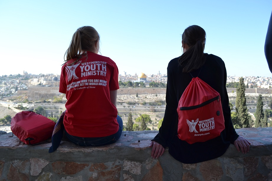Westminster Youth Ministry in Jerusalem