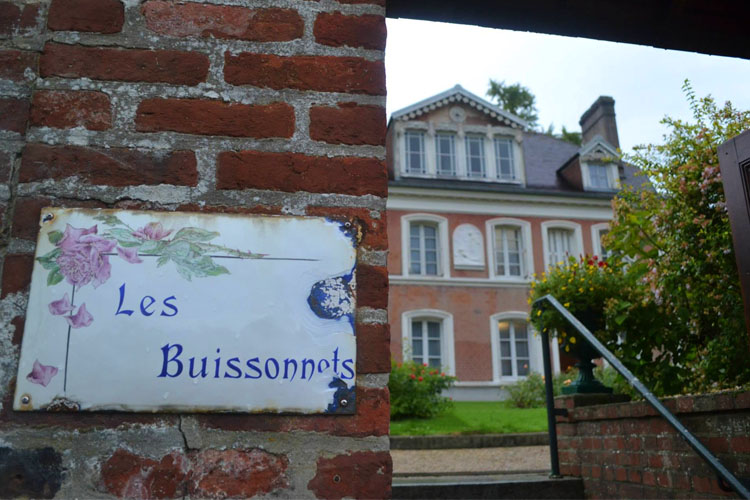 Therese's family home in Lisieux - Les Buissonnets (Photo: WYM)