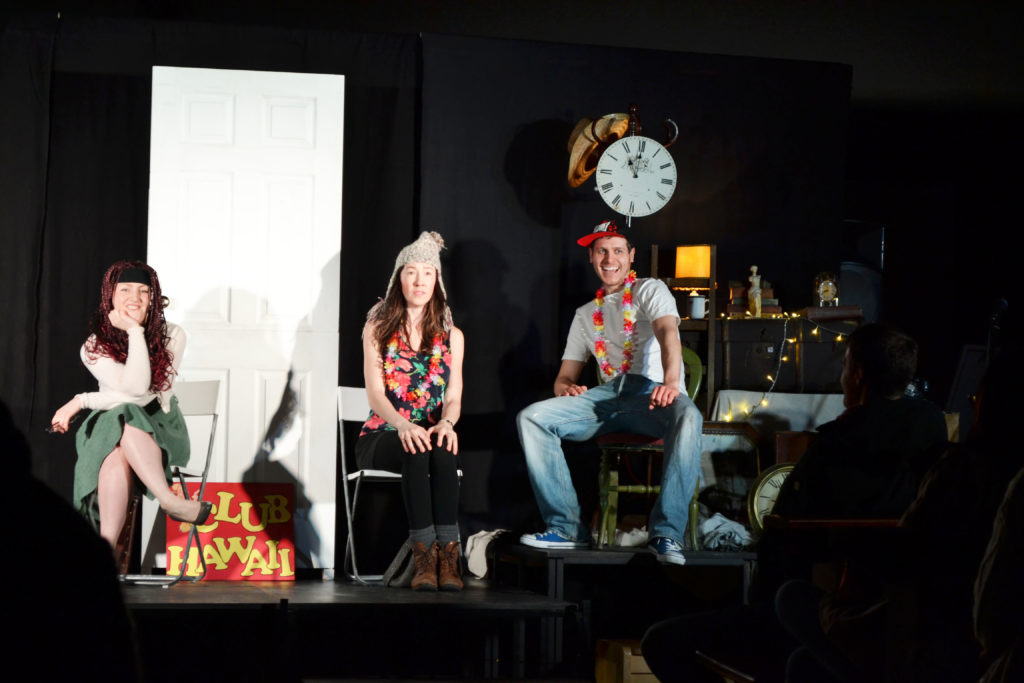 RISE Theatre's White Rabbit