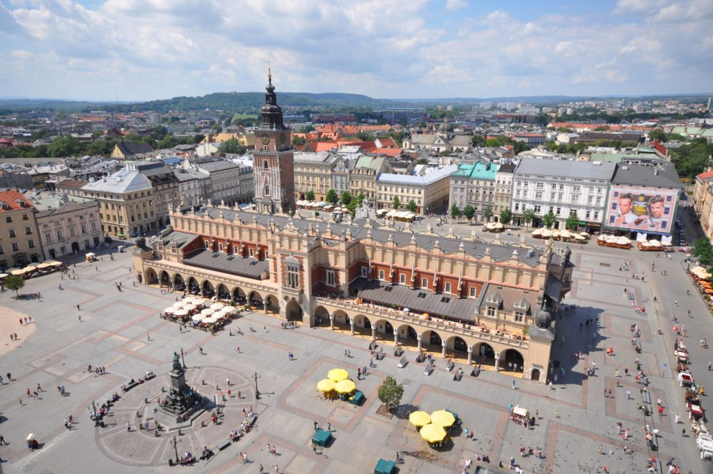 Turning our attention towards World Youth Day 2016 in Krakow