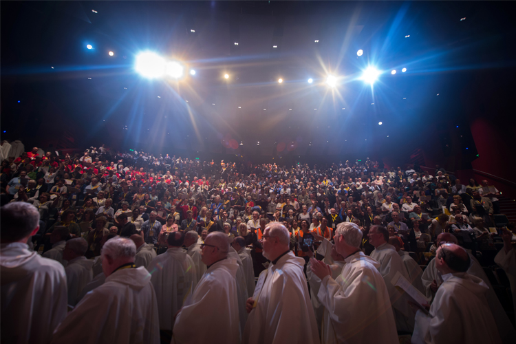 The Proclaim 15 National Evangelisation Conference in Birmingham
