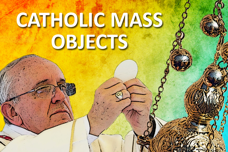 Catholic Mass Objects