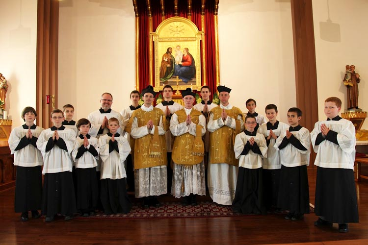 There are lots of reasons for becoming an Altar Server. We explore seven of them and look at why becoming one might be one of the best things you could do.