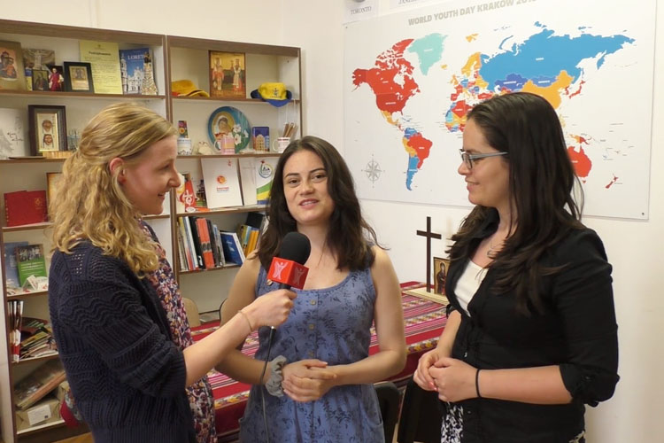 World Youth Day Interview