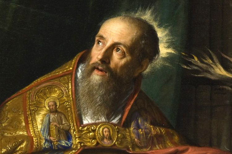 Saint Augustine of Hippo - Diocese of Westminster Youth Ministry