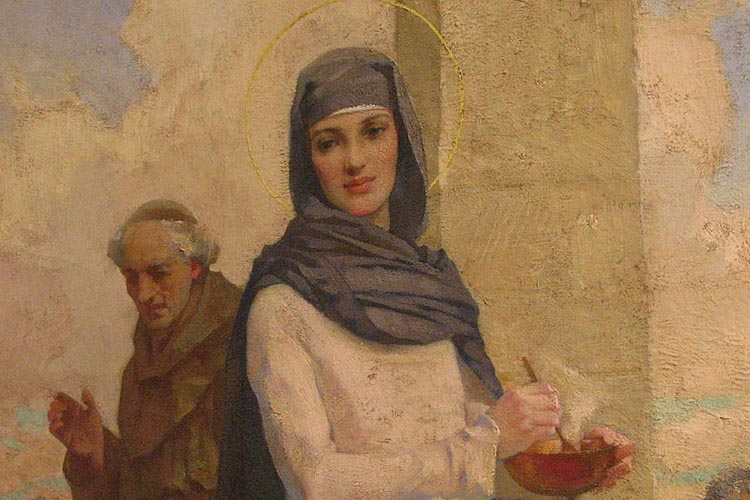 Saint Hilda of Whitby was a missionary and is a fantastic example of the freeing nature of the Christian faith.