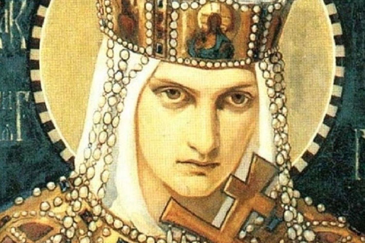 Saint Olga's story shows the highs and lows of human morality. Every person is capable of both evil and love and Olga of Kiev shows both of these at their extreme.
