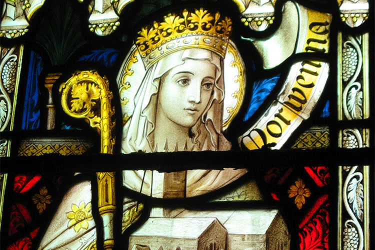 Saint Morwenna is a British saint who was born in Wales and whose brother is St. Nectan, and is a great example of determination and care for others.