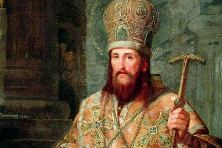 Saint Vladimir of Kiev in many ways embodied the classic idea of a pagan warlord. He was a brutal and violent conqueror, until his radical conversion to Christianity.