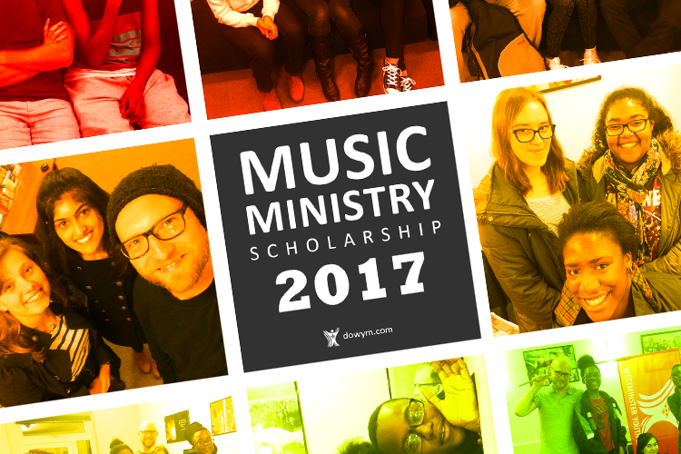 music-ministry-scholarship-2017-advert