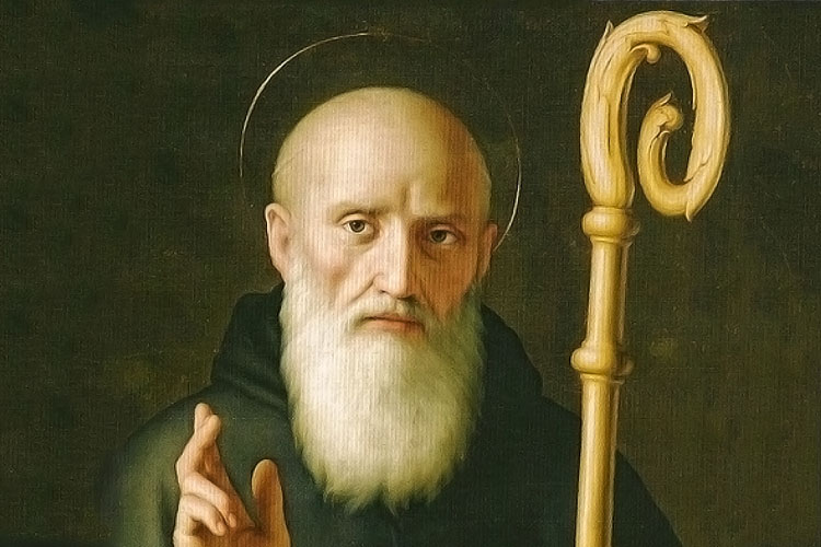 Saint Benedict of Nursia: Father of Western Monasticism - Diocese ...