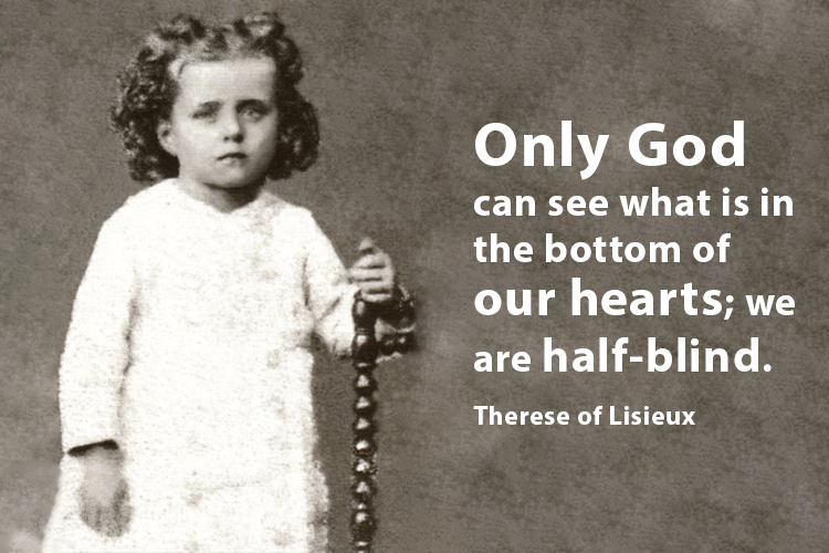 18 Inspiring Quotes From St Therese Of Lisieux Diocese Of