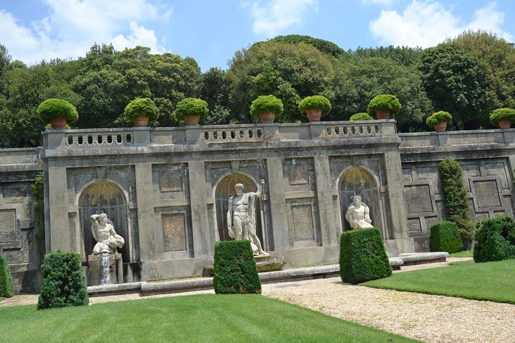 A small sample of the magnificent Pontifical gardens in Castel Gandolfo, where man and nature exist in beautiful harmony (Photo: WYM)