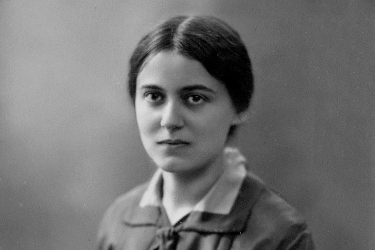 Saint Teresa of the Cross (famously knows as Edith Stein) stands as an example of strength and trust in God amidst a horrific evil.