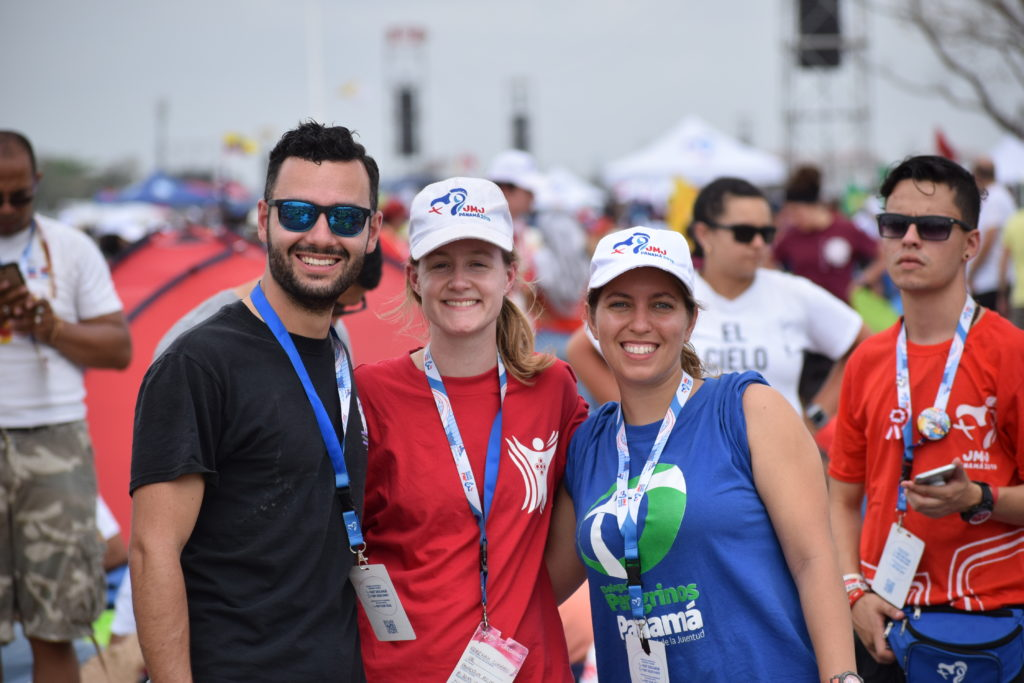 Photos from our final weekend in Panama for World Youth Day, which centred around the Vigil and Final Mass main events.