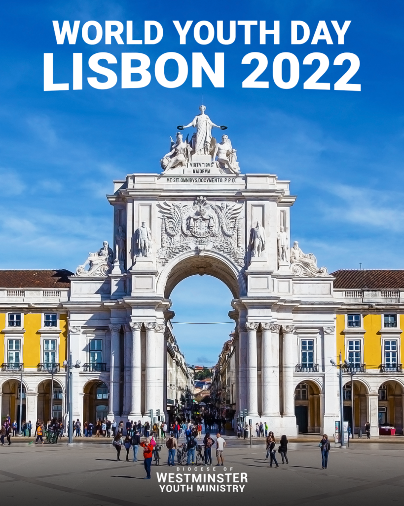 The next World Youth Day will be in Lisbon, in 2022.