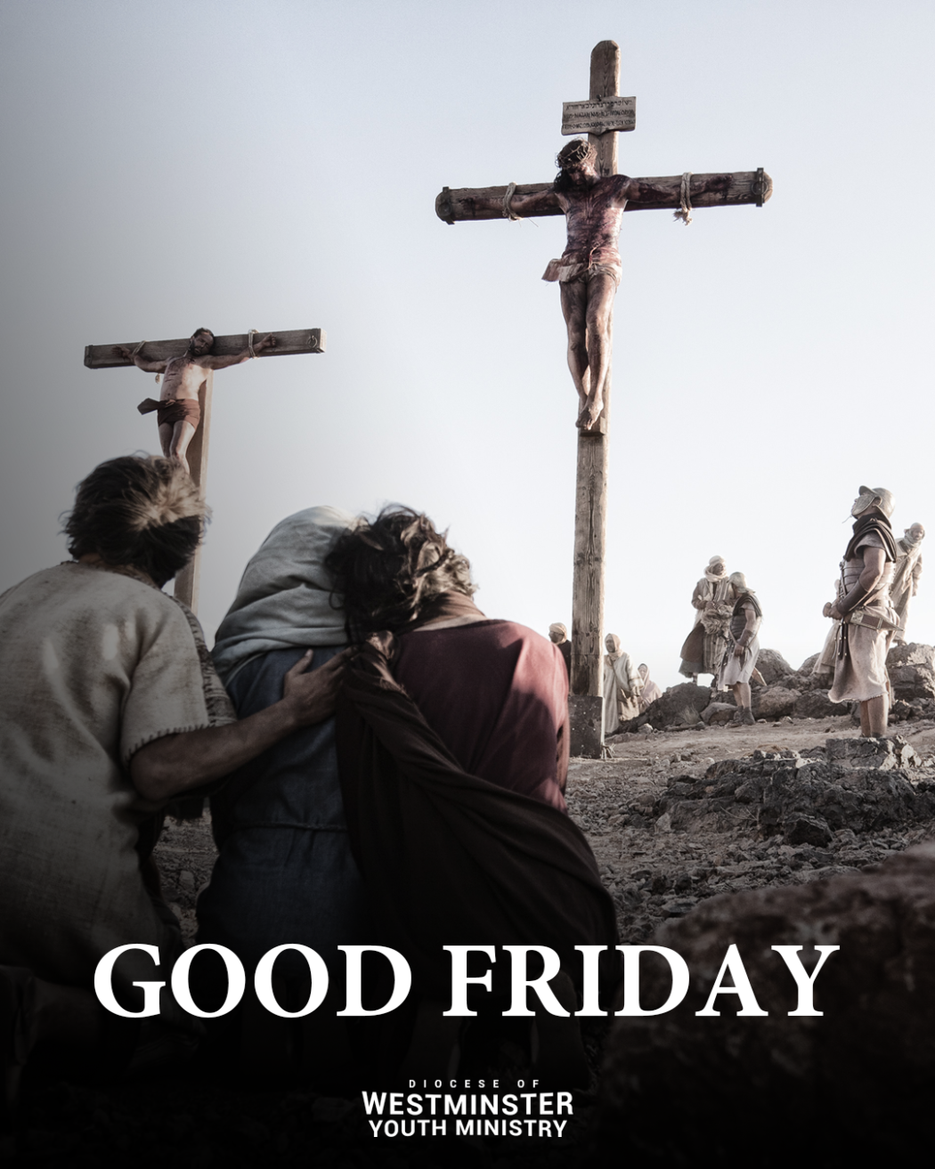 Good Friday when Jesus Christ was crucified