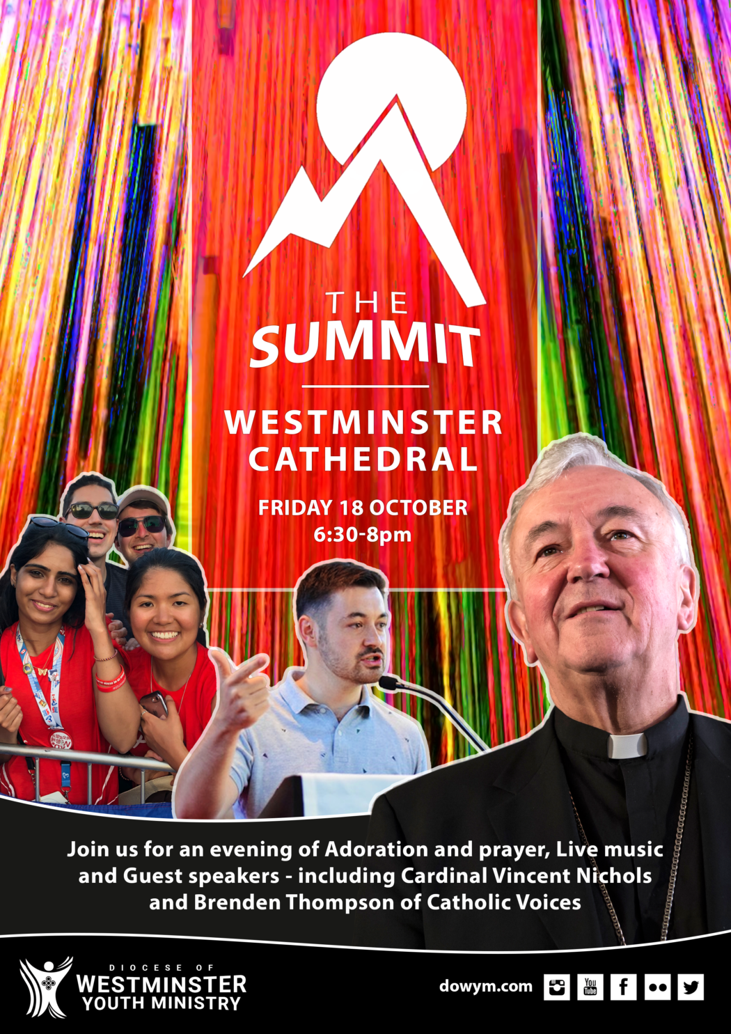 the summit westminster cathedral adoration london