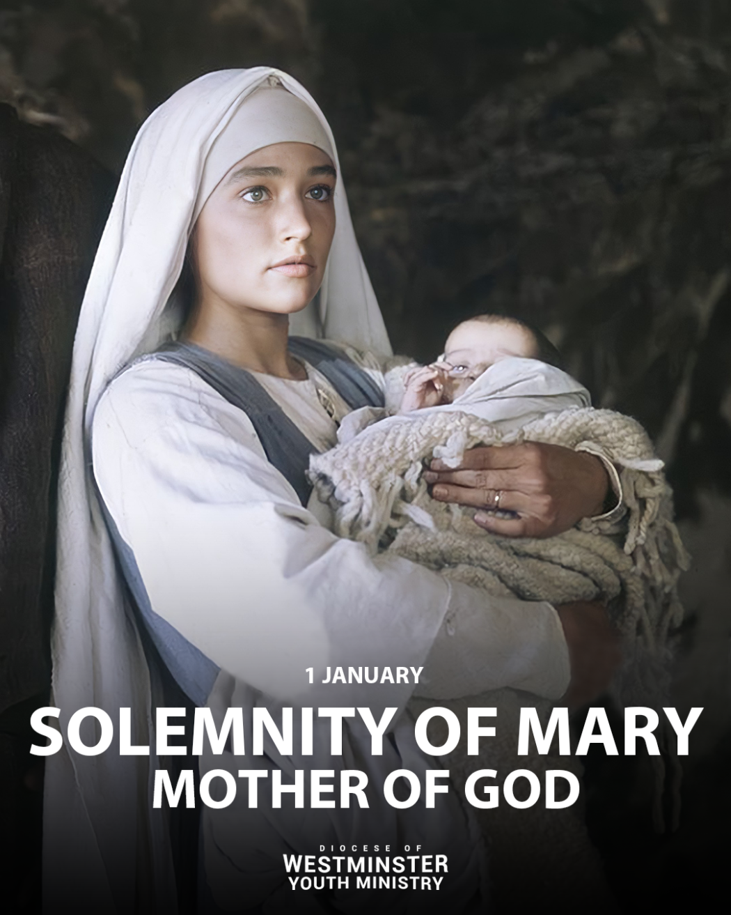 Mary Mother of Jesus Son of God